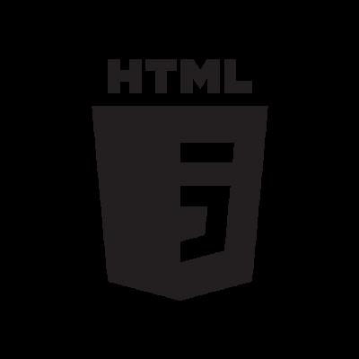 HTML 5 BW