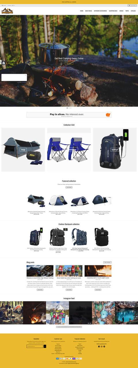 Perth web design